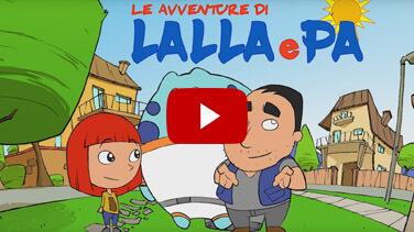 Le avventure di Lalla e Pa