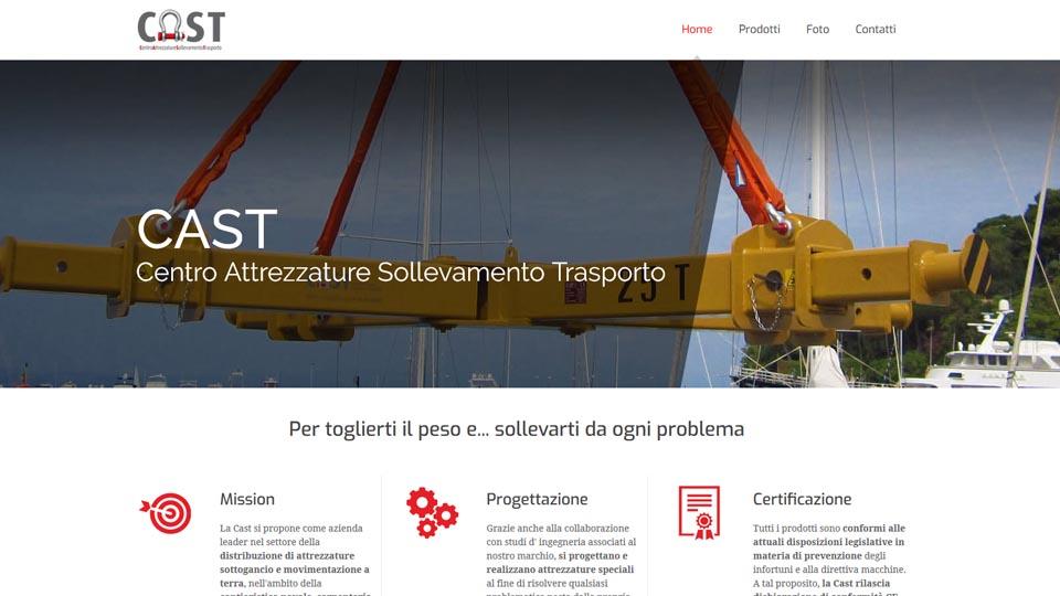 Cast - Centro Attrezzature Sollevamento Trasporto