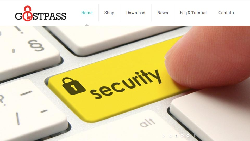 Gestpass - Antech Realizzazione siti web