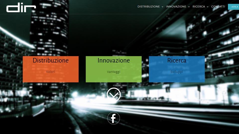 Gruppo Dir - Antech realizzazione siti web