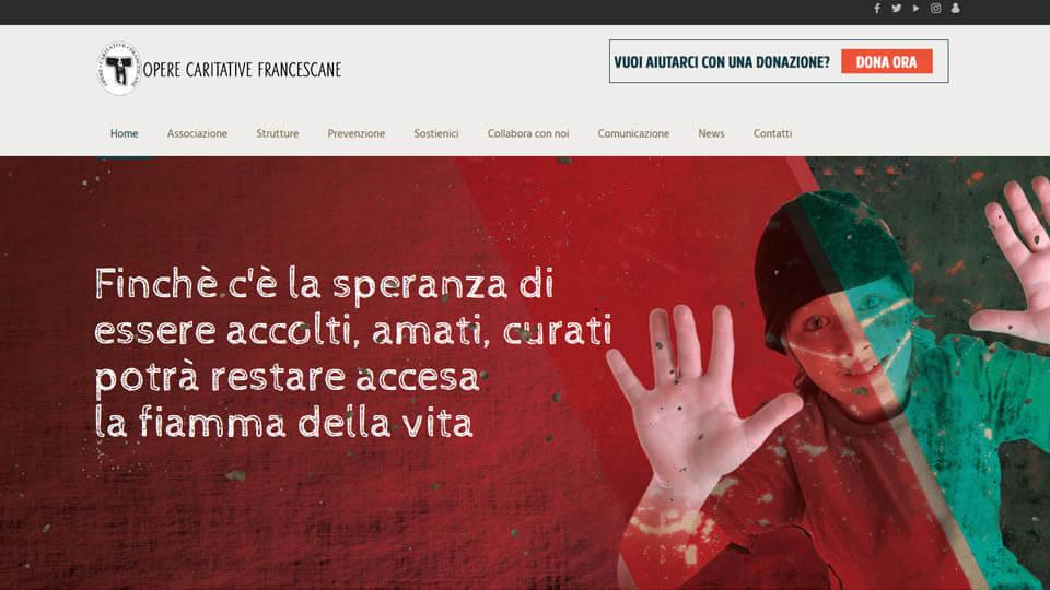 OCF Marche - Antech realizzazione siti web