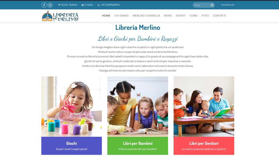 Libreria Merlino Ancona